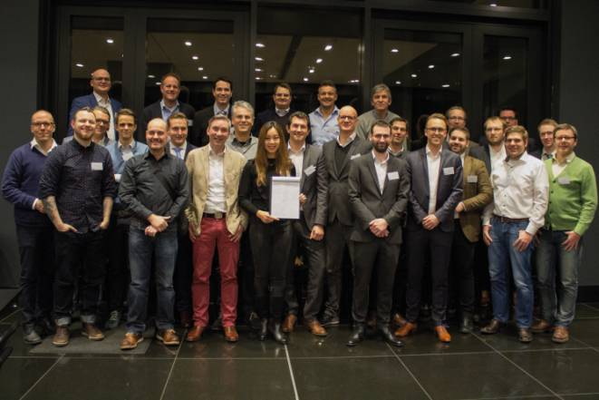 """24 Insurtech-Firmen haben sich bei einem Roundtable auf die sogenannte """"Berliner Digital-Erklärung"""" verständigt. Im Kern geht es um faire Wettbewerbsbedingungen und die schnellere Weiterentwicklung technischer Standards. Doch nicht alle anwesenden Insurte"""
