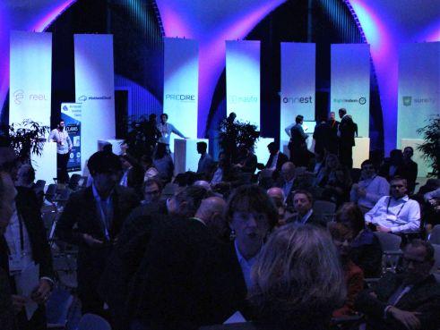 Die Eröffnungsveranstaltung des Insurlab Germany (Bild: Insurlab)