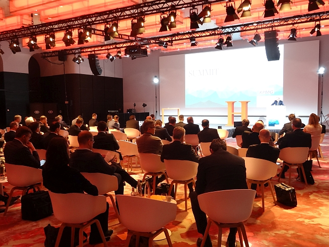 Plenum Insurance Summit (Bild: Winkel)