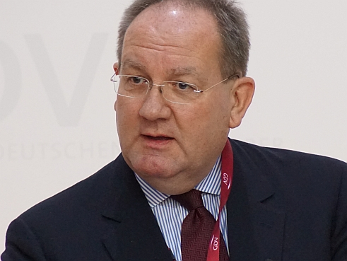 Felix Hufeld (Archivbild: Brüss)