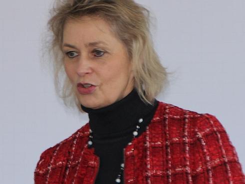 Angelika Garche-Krüger (Bild: Fleck)