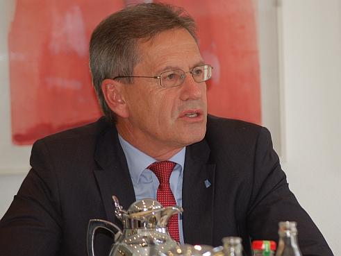Wilhelm Schneemeier (Bild: Lier)