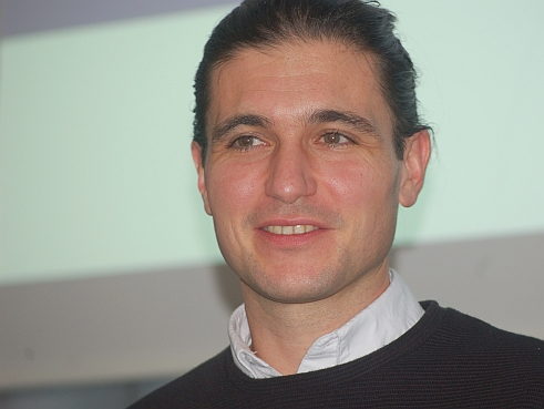 Felix Strohmeier (Bild: Lier)