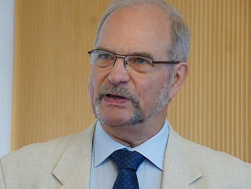 Reinhold Thiede (Bild: Brüss)