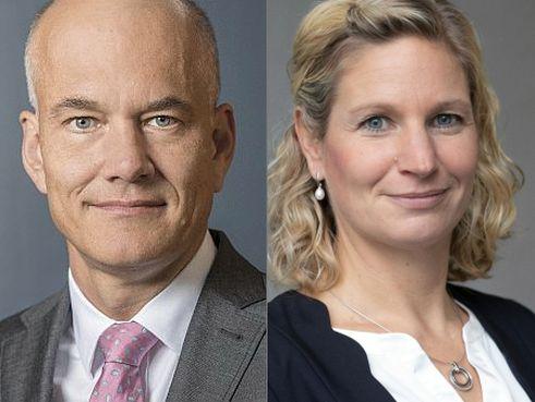Ulrich Knemeyer und Annika Rust (Bild: Patrice Kunte/Iris Sobotta)