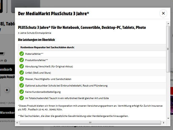 Bild: Screenshot Mediamarkt.de