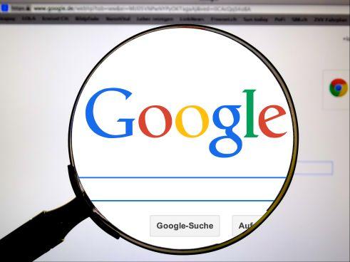 Google Suche Gewinner