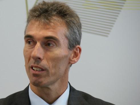 <b>Severin Moser</b> (Bild: Brüss) - allianz-moser-severin-umstellung-ddr-wohngebaeude-2013-bruess