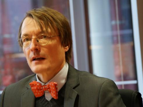 Karl Lauterbach (Bild: Brüss)