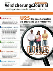 Cover VersicherungsJournal Extrablatt 4|2011
