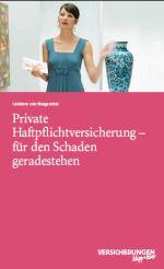 GDV-Broschüre Private Haftpflichtversicherung