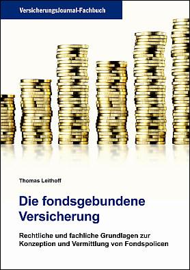 Buchcover Die fondsgebundene Versicherung (Bild: VersicherungsJournal)