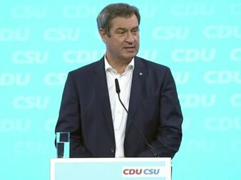 Markus Söder (Bild: Screenshot Backhaus)