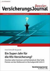 VersicherungsJournal-Dossier Ein Super-Jahr für die Kfz-Versicherung? (Bild: VersicherungsJournal)