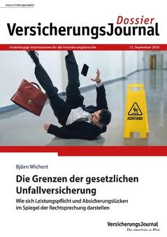 Cover Dossier (Bild: VersicherungsJournal)