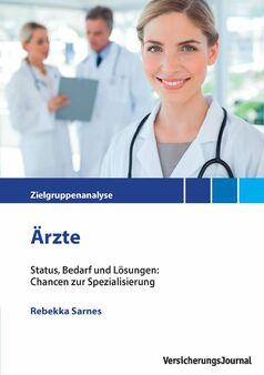 Cover Zielgruppenanalyse Ärzte (Bild: VersicherungsJournal)