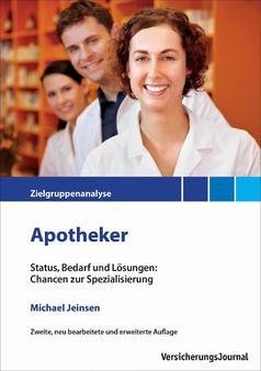 Cover Zielgruppenanalyse Apotheker (Bild: VersicherungsJournal)