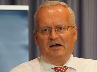 Klaus Stiefermann (Archivbild: Brüss)