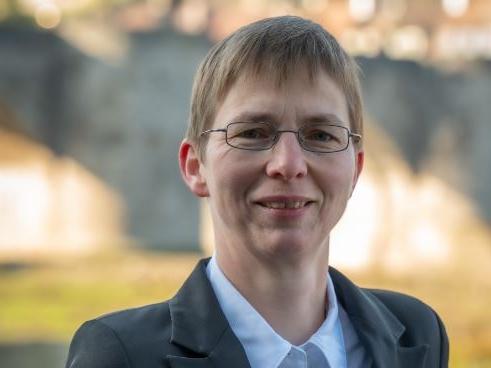 Birgit Baenitz (Bild. Würzburger)