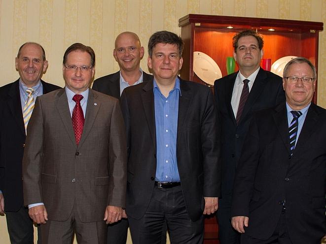 Partnerbeirat der Blau Direkt GmbH & Co. KG im Jahr 2014 (Bild: Blau Direkt)