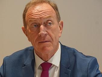 Michael H. Heinz (Bild: Brüss)