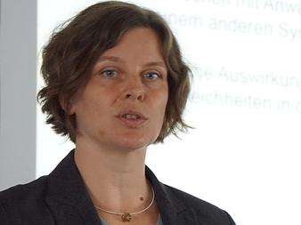 Dina Frommert (Bild: Brüss)