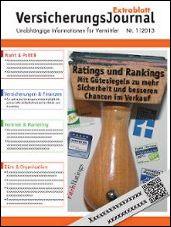 Cover Extrablatt 1/2013