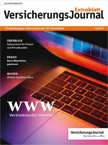 Cover Extrablatt (Bild: VersicherungsJournal)