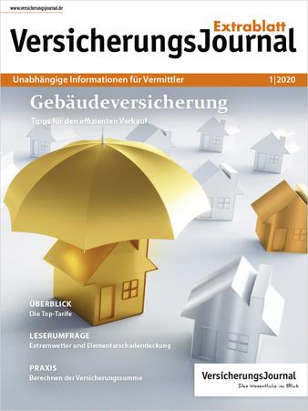Extrablatt 1-2020 (Bild: VersicherungsJournal)
