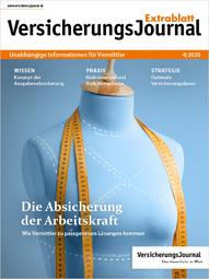 Extrablatt Cover (Bild: VersicherungsJournal)