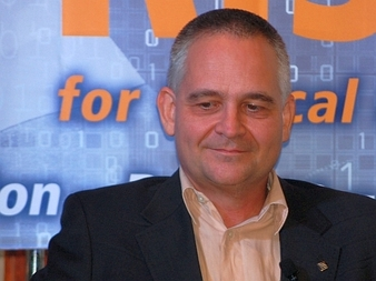 Michael Kreutzer (Bild: Lier)