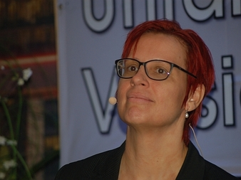 Sandra Blome (Bild: Lier)