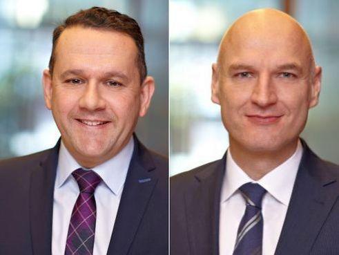 Sven Coels (li.) und Mark Sieber (re.) (Bild: KM Credit Consulting)