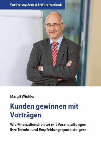 Kunden gewinnen mit Vorträgen (Bild: VersicherungsJournal Verlag)