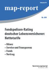 Map-Report 899 (Bild: VersicherungsJournal Verlag)