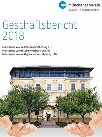 Geschäftsbericht 2018 Münchener Verein (Bild: Münchener Verein)
