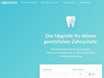 Bild: Screenshot Ottonova.de