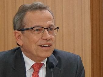 Volker Leienbach (Bild: Brüss)