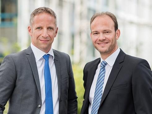 Norbert Porazik (links) und Markus Kiener (Bild: Fondsfinanz)