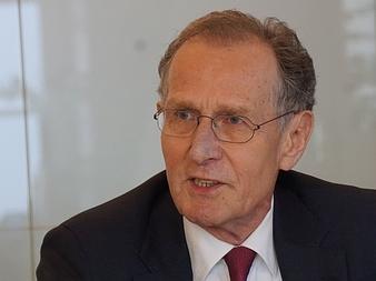Bert Rürup (Bild: Brüss)