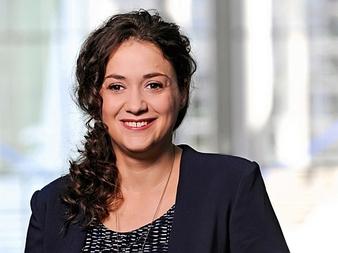 Sarah Ryglewski (Bild: DTB/Stella von Saldern)
