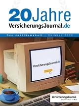 20 Jahre VersicherungsJournal - Das Jubiläumsheft (Bild: VersicherungsJournal)