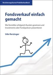 Cover Fondsverkauf einfach gemacht (Bild: VersicherungsJournal Verlag)