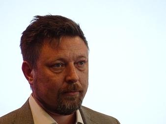 Mark Wilhelm (Archivbild: Schmidt-Kasparek)